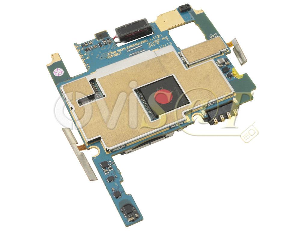 c7c505ba96a Placa base libre y funcional para LG Optimus L9 P760. Incluye: