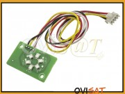leds-centrales-del-apoya-pies-para-scooter-electrica-smart-balance-wheel