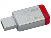 memoria-kingston-technology-datatraveler-50-unidad-flash-usb-32-gb-usb-3-1-para-windows-y-mac-plateada