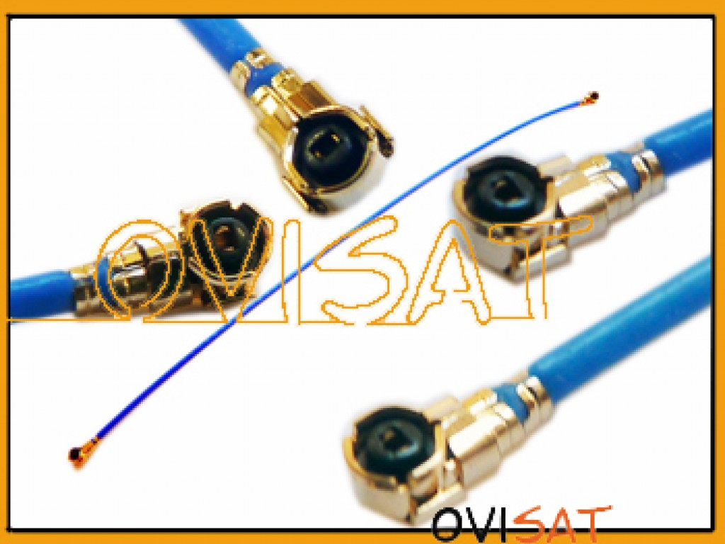 Cable coaxial de antena rf para samsung galaxy s4 i9500 - Cables de antena ...