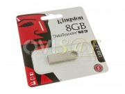 memoria-usb-8-gb-kingston-technology-datatraveler-se9-para-windows-mac-plateada