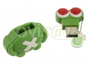 memoria-usb-pendrive-mooster-de-16-gb-diseno-monstruo-verde-enamorado-monster-in-love-toon-usb-collection